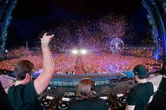 Electric Daisy Carnival --- please