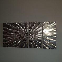 Metal Wall Art Abstract Wall Sculpture Indoor Outdoor Art | Etsy