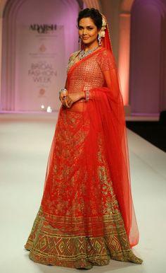 Esha Gupta #Bollywood #Brides #Jewelry #BridalFashionWeek
