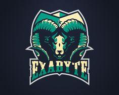 Exabyte by aekro - Sports Logo - logopond.com - #logo #design