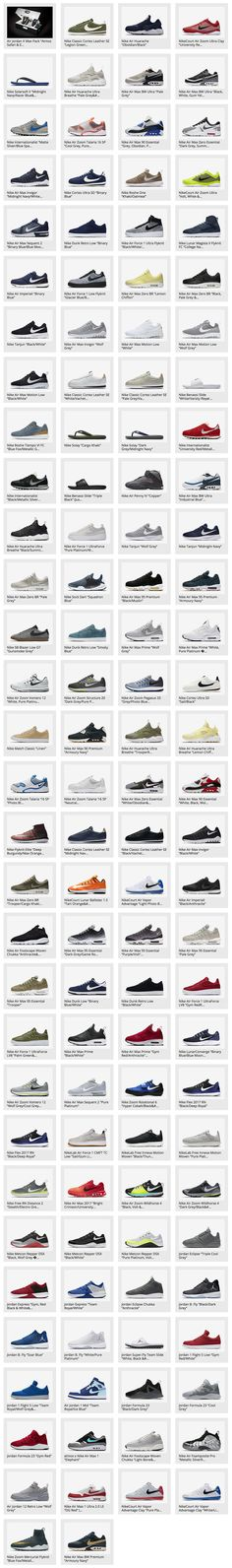 122 Nike & Jordan Brand Sneakers That Recently Released in Europe