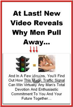 Why Men Pull Away And Won't Commit.Every woman should see this...==>Watch Your Free Video  Here http://scrnch.me/lxwyk