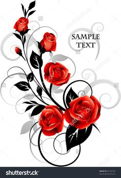 Vine Tattoos, Flower Tattoos, Small Tattoos, Tatoos, English Tattoo, Boarder Designs, Calligraphy Drawing, Acrylic Canvas, Vintage Diy