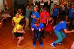 verrückter Tanz