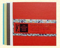 """Résultat de recherche d'images pour """"faire des cartes avec papier japonais"""""""