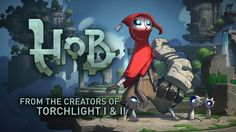 Hob | Launch Trailer - 3D Adventure game by the developers of Torchlight