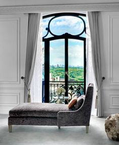 Mmmmm... the Dior Suite at the St. Regis Hotel, NYC