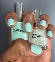 Pure Ice Nail Polish Colors | Pure Ice Home Run & Don't You Wish Nail Polish!