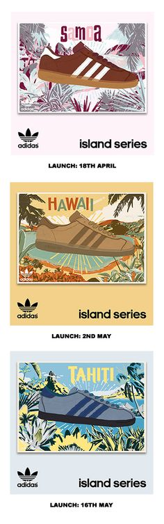 adidas Originals Island Pack