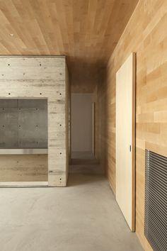 塚野建築設計事務所による宮崎県の個人住宅『house-T』の紹介。