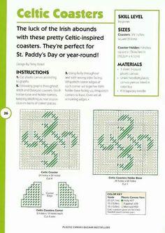 Celtic coasters