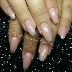@sinplycreativeartistry showcasing our acrylic powder, Cover Pink.