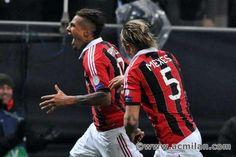 #milan #barcellona #Champions #boateng   Milan-Barcellona 2:0