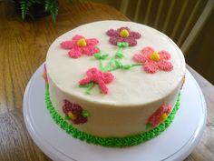 second cake  April 26th, 2012