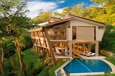 Tropical Forest Vacation Home - Guanacaste, Costa Rica