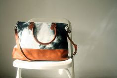 Tie and dye bag ♥