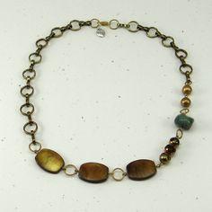 cavossa designs - Amber Illusion Necklace, $32.00 (http://www.cavossadesigns.com/amber-illusion-necklace/)