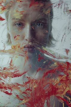 art on canvas by Marta Bevacqua on 500px