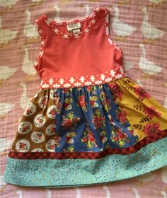 Check out this listing on Kidizen: Matilda Jane Festive Floral Dress #shopkidizen