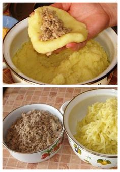 Russian Recipes, Ground Beef, Mashed Potatoes, Favorite Recipes, Ethnic Recipes, Food, Drink, Recipes, Easy Food Recipes