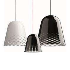 Aluminium pendant lamp CAPRI By Rotaliana design D&L Studio Capri, Pendant Lamp, Pendant Lighting, Lamp Light, Light Up, Ceiling Lamp, Ceiling Lights, Italy House, 3d Laser