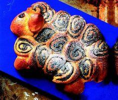 Upečte si na Velikonoce netradičního beránka! Víme jak! Easter Recipes, Easter Food, Diy Food, Muffin, Food And Drink, Cooking, Breakfast, Cooking Lamb, Brot