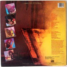 Ratt Out of the Cellar LP Vinyl Record Album by ThisVinylLife