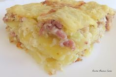 Recetas Monsieur Cuisine: Patatas al Graten