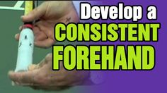 Tennis - How To Develop A Consistent Forehand | Tom Avery Tennis 239.592...