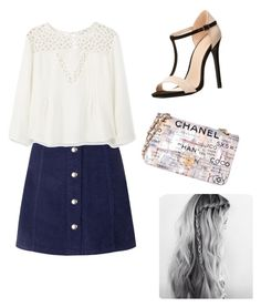 """Clothing line 3"" by rikey-byrnes on Polyvore featuring Topshop, MANGO, Charlotte Russe and Chanel"