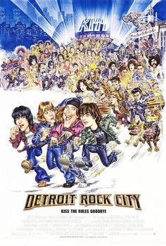 Detroit Rock City Movie Poster - Internet Movie Poster Awards Gallery