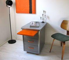 Vintage Industrial Bauhaus Style Polished by rerunzvintageshop, $700.00