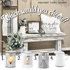Scentsy Wax Melts, Scentsy Wax Warmer, Scent Warmers, Wax Warmers, Pallet Wall Bedroom, Scentsy Catalog, Scentsy Games, Candle Burner, Electric Wax Warmer