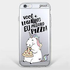 Amo isso! Prefiro Pizza