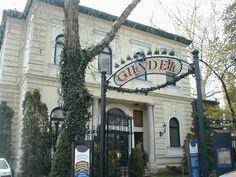 Gundel Restaurant - Budapest, Hungary (Gundel and Gerbeaud)
