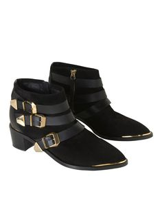 Les boots The Kooples