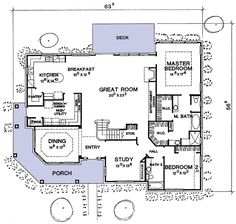 yes!  Plan W31034D: Country, Farmhouse, Hill Country House Plans & Home Designs