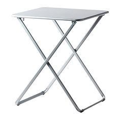 Bollo Folding Table Ikea Foldable Saves Space When Stored Or Not