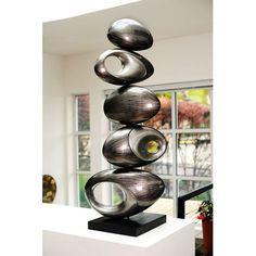 Rock Five Ball Sculpture