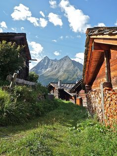 Les Hauderes, Canton of Valais, Switzerland