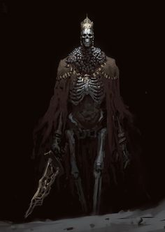 ArtStation - High Lord Wolnir, Edward Delandre