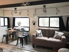 Favorite RV Remodels - Inside Edition, Pt. 3 - RV Life Military Style