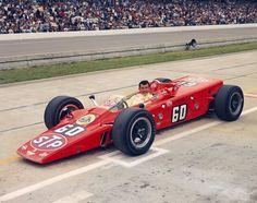 Joe Leonard 1968