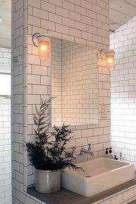 brick tiles...