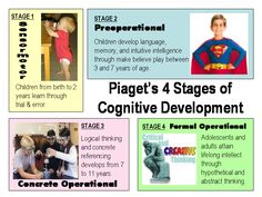piaget's stages of cognitive development - - Yahoo Image Search Results
