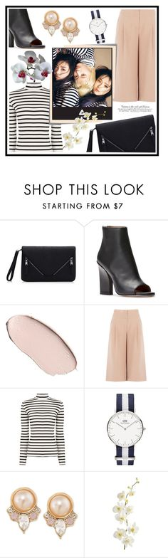 """""""''My Attraction to You is Unstoppable''"""" by qxartz ❤ liked on Polyvore featuring BCBGMAXAZRIA, Post-It, Oasis, Carolee, Vanity Fair and Pier 1 Imports"""