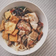 Hội An của mẹ  #caolau #hoian #homemade #foodporn #vietnamesefood #VSCOcam #instafood by huyenhoang84