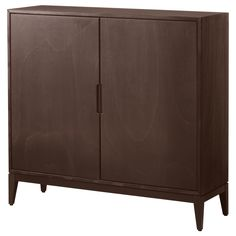 REGISSÖR Cabinet - IKEA (do 3 or 4 of these against a wall and add a marble slab top)