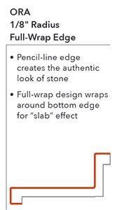 Edge Profiles For Laminate Countertops Vt Industries