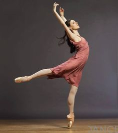 Tiler Peck from New York City Ballet